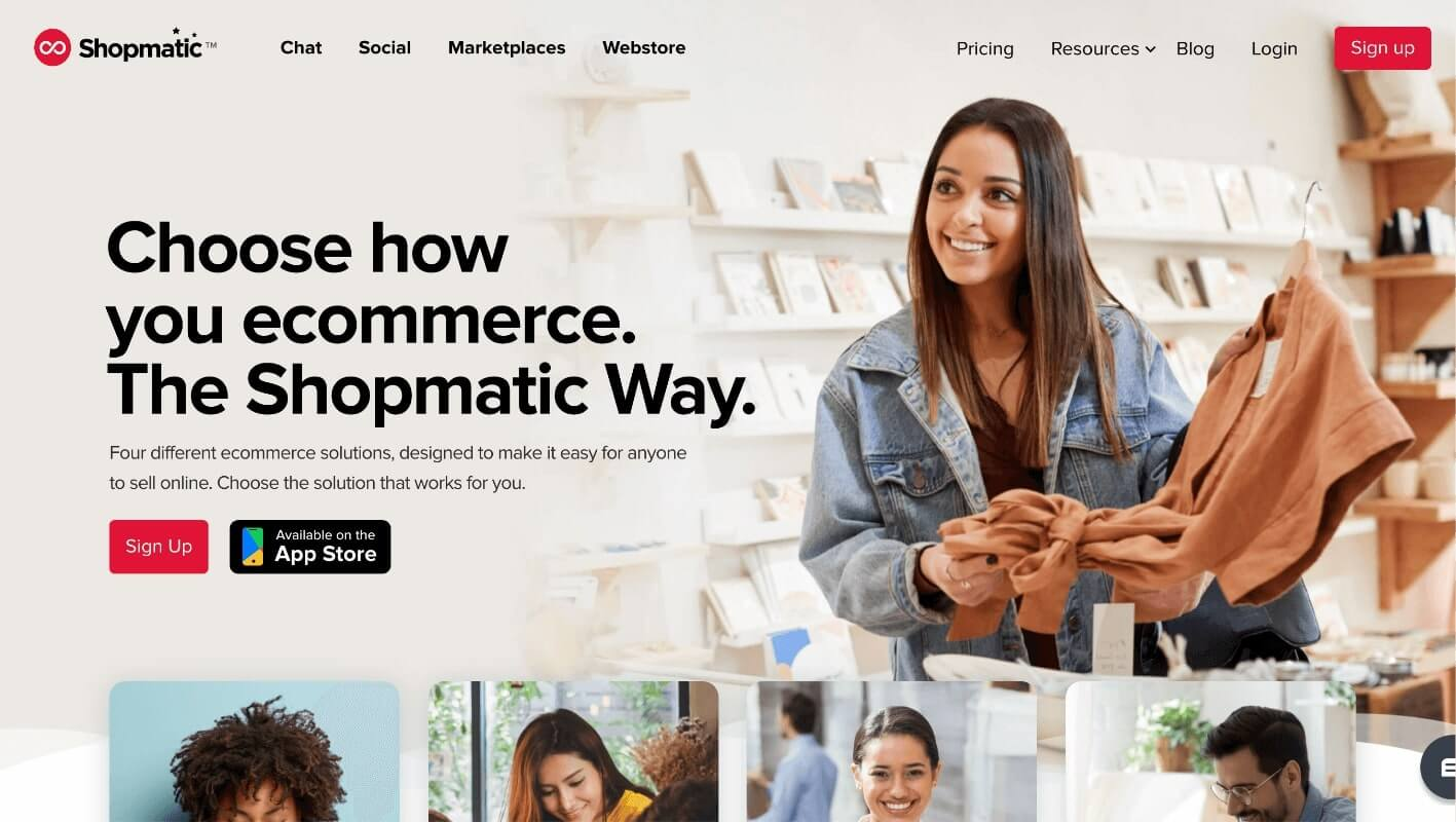 Shopmatic case study